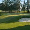 A view of the 10th green at Weston Golf and Country Club