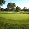 A view of a green at Toronto Golf Club