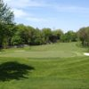 A view of a green at Markland Wood Country Club