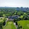 Aerial view from Centennial Park Golf Centre (Liveetobicoke)