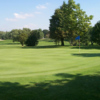 A view of a green at Tam O'Shanter Golf Course