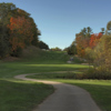 A fall view from Richmond Hill Golf Club