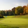 A view of a hole at Markham Green Golf Club
