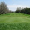 A view of a green at Homestead from Westview Golf Club