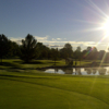 A sunny view from Hawthorne Valley Golf Course.