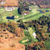 Aerial view from Hawthorne Valley Golf Course