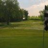 A view from a green at Madawaska Golf Course