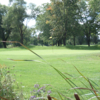 A view of a green at Southern Pines Golf and Country Club