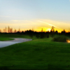 A sunset view from  Ariss Valley Golf and Country Club