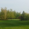 View of a green and fairway at Lynbrook Family Golf Centre