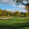 A fall view from Mer Bleue Golf