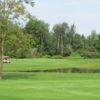 A view over the water from Creekside Golf Club