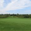 A view of a green at Creekside Golf Club