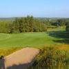 A sunny day view from Black Diamond Golf Club