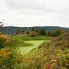 View from Hockley Valley GC's 12th hole