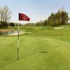 View from a green at Pheasant Run Golf Club