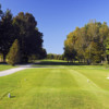 A view from a tee at Casselview Golf and Country Club