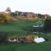 A view over the water from National Golf Club of Canada