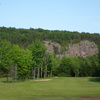 Stunning view of Eagle's Nest Lookout at Bancroft Ridge Golf Club