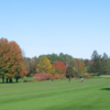 A fall day view from Allandale Golf Course