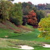 A fall day view of fairway #17 Bayview Country Club.