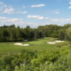 A view of hole #4 at Cedar Brae Golf and Country Club