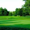 A view of hole #9 at Cedarhurst Golf Club