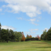 A view from the 3rd fairway at Eastbourne Golf Club