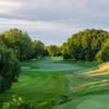 A view from a tee at Oshawa Golf Club