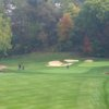 A view of the 4th hole at Thompson from Sunningdale Golf and Country Club