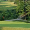 A view of the 6th hole at Robinson from Sunningdale Golf and Country Club