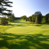 A view of a green at Westmount Golf and Country Club