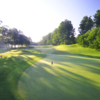 A view of a hole at Westmount Golf and Country Club