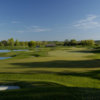 View of the 3rd green from the Legacy Course at Woodington Lake Golf Club