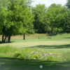 A view of hole #1 at Frankford Golf Course