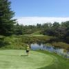 A view of a tee at Oviinbyrd Golf Club (Jeff Roy)