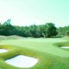 A view of a green at Wooden Sticks Golf Club
