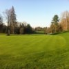 A view of the 2nd green at Marvel Rapids Golf Course