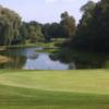 A view of a green at Llyndinshire Golf and Country Club (Cindy Clark)