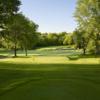 A view from a tee at Royal Ashburn Golf Club