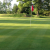 A view of a hole at Mount Forest Golf and Country Club