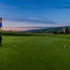 A view from Monterra Golf Course