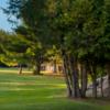 A view from Curran Par-3 Golf Club
