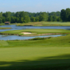 A view of a hole at Oaks Golf and Country Club