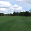 A view from a fairway at Eagle's Landing Golf Course