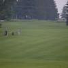 A view from Elmira Golf Club