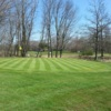 A view of a green at Lakeview House Golf Course