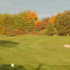 A fall day view from a tee at Katchiwano Golf and Country Club