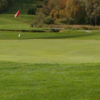 A view of a green at Katchiwano Golf and Country Club