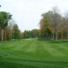 A view of a fairway at Vespra Hills Golf Club